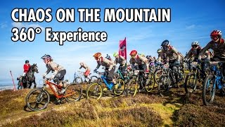 Chaos on the Mountain 360° POV Experience - Red Bull Foxhunt