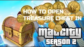 HOW TO GET THE TREASURE CHEST IN MAD CITY ROBLOX!!!!
