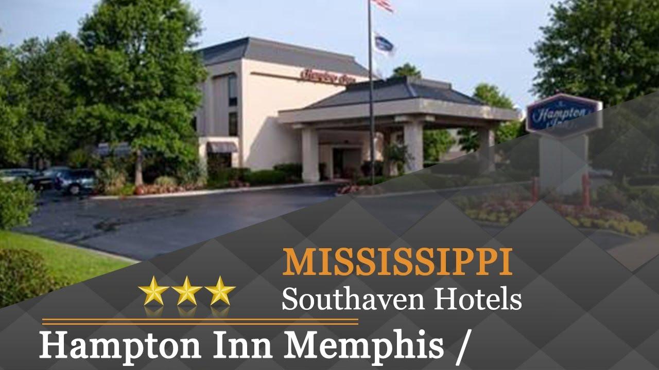 Hampton Inn Memphis Southaven Hotels Mississippi