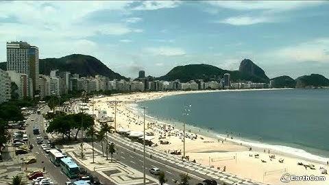 EarthCam Live: Rio De Janeiro