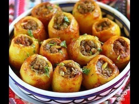 картошка в мультиварке с мясом рецепты с фото