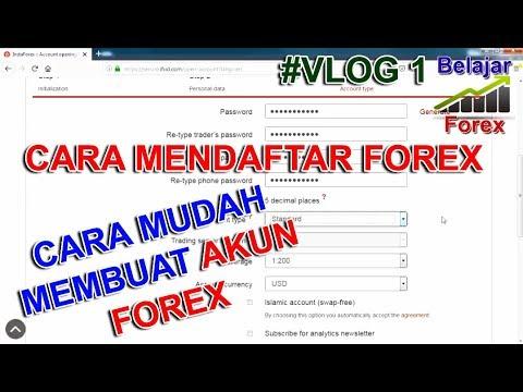 Cara Daftar MT4 untuk Memulai Trading Forex