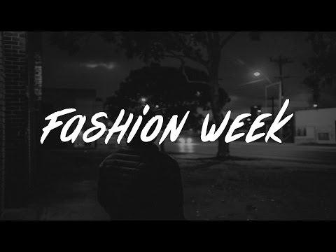 blackbear - fashion week