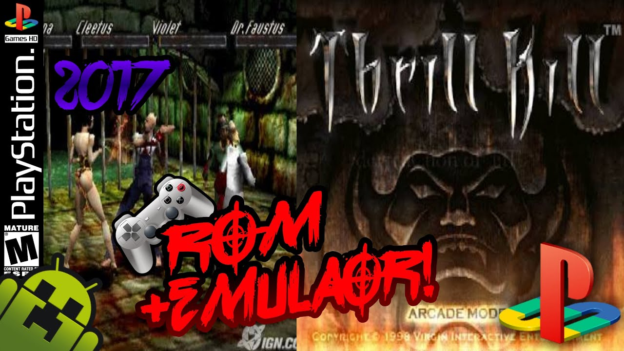how to download thrill kill