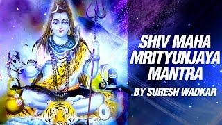 Download Om Tryambakam Yajamahe Sugandhim Pushtivardhanam | Shiv Mahamrityunjaya Mantra by Suresh Wadkar MP3 song and Music Video