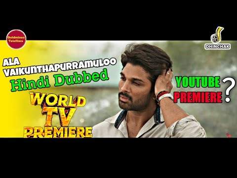 Download Ala Vaikunthapurramuloo Hindi Dubbed Movie,World Television Premiere