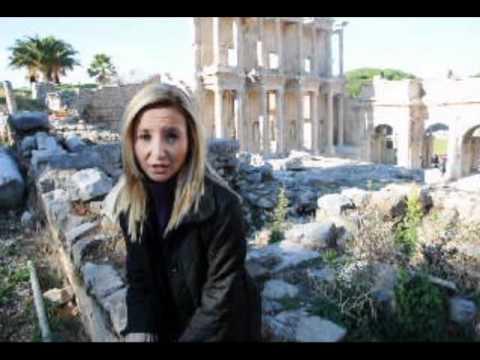 Ephesus Tours by TSC TRAVEL ( Introduction by our tour guide Ms Filiz Capraz)