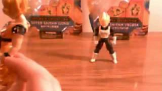 Soundout Review - Dragon Ball Z Ultimate Collection - Super Saiyan Goku and Super Saiyan Vegeta