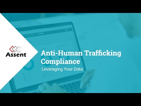 Anti-Human Trafficking Compliance: Leveraging Your Data