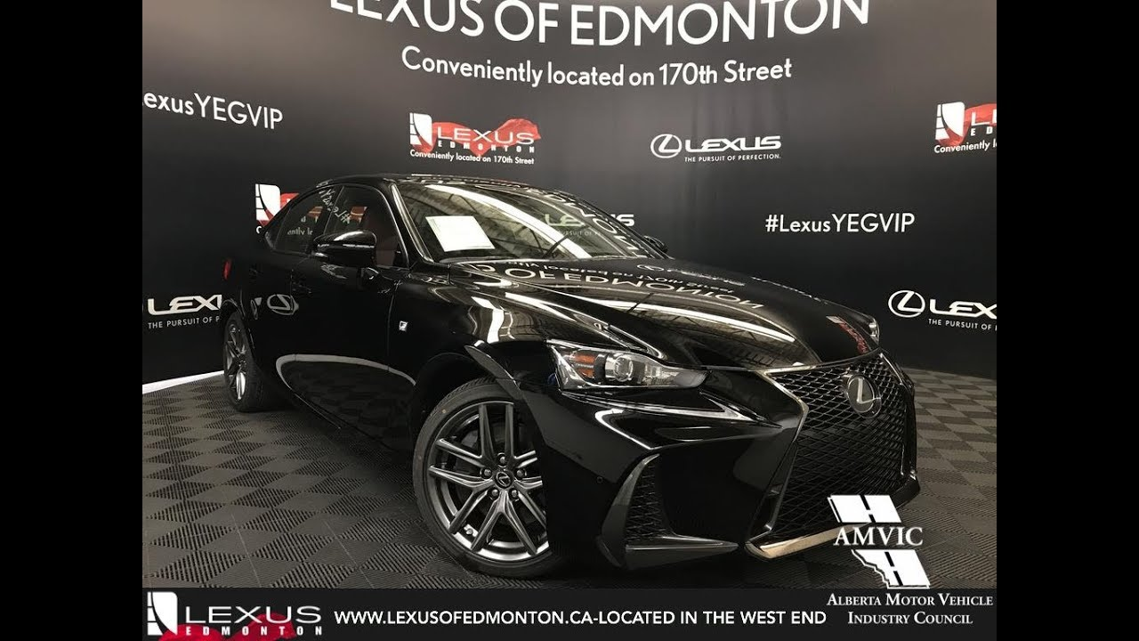 2018 Lexus Is300 Motavera Com