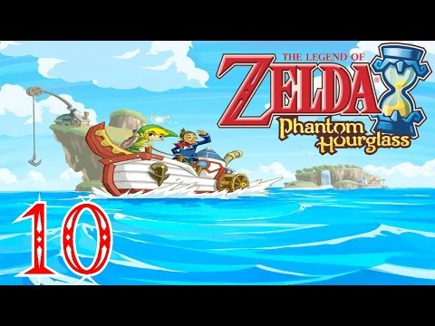 Let's Play Zelda Phantom Hourglass [German][#10] Link in Bombenstimmung!