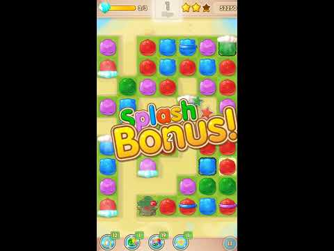 Jelly Splash lvl 1273 Android 3 Stars