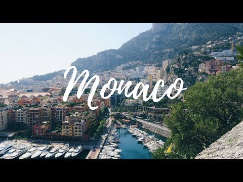 Amazing Views & Luxurious Yachts in Monte-Carlo! // Monaco