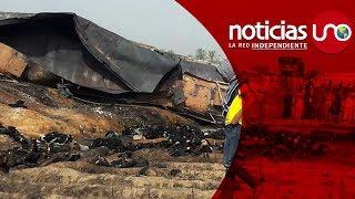 Derrame de gasolina en Pakistán terminó en tragedia