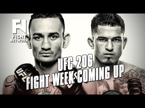 UFC 206: Looking Ahead at Pettis vs. Holloway, Misha Cirkunov & More for Fight Week