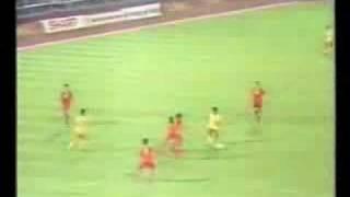 Final Piala FA  1990 - Perak vs Selangor