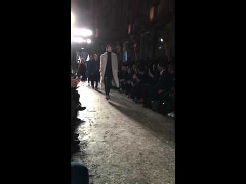 Sfilata- live show- Costume National - Homme - Milano Fall 2016