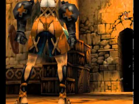 Let's Play Vagrant Story - Part 1