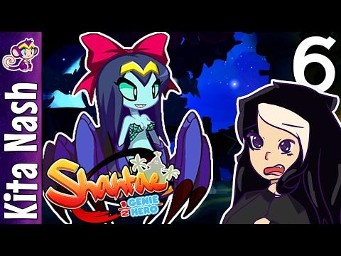 Shantae Half-Genie Hero Gameplay (100%) PART 6: SPIDER DANCE?! |PS4 Let's Play Walkthrough