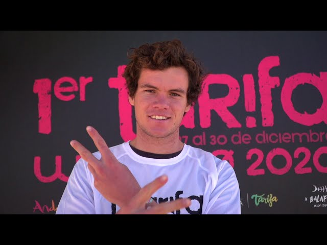 DAY 1 Highlights from the Tarifa Wing Pro
