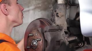 Hvordan bytte Fjærbeinstoppmontering på HONDA JAZZ 1 [BRUKSANVISNING]