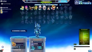 Playing brawlhalla with the boys l after roblox because we hate ourselves
