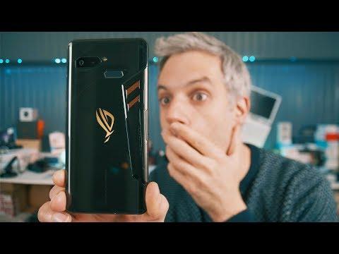 Asus Rog Phone (Test) - Le Meilleur Smartphone Gaming ?