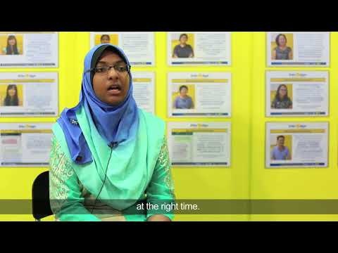 Tahira -  O Level English From D7 To A1 with EduEdge!
