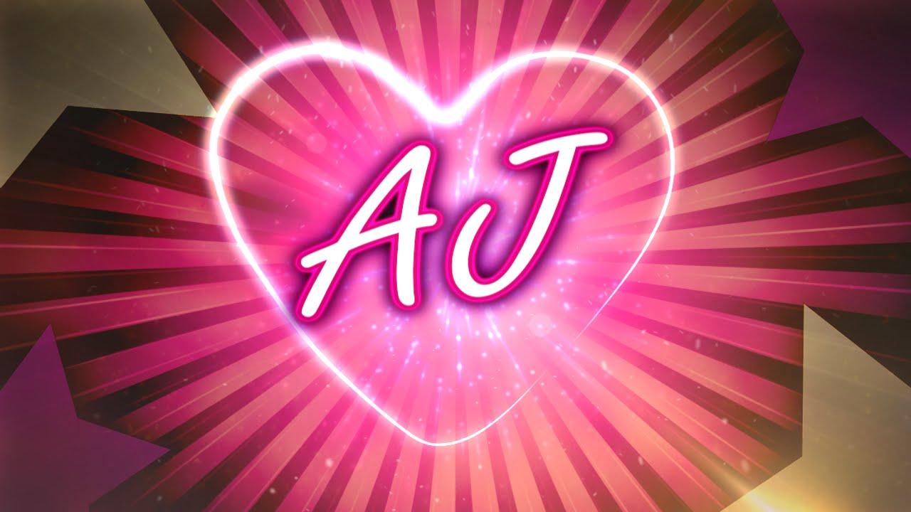 AJ Lee Custom Entrance Video Titantron - YouTube
