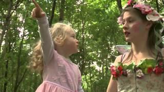 Lough Boora Fairy Door Tea Party Event