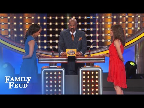 Yes Steve, 61 people said it! | Family Feud