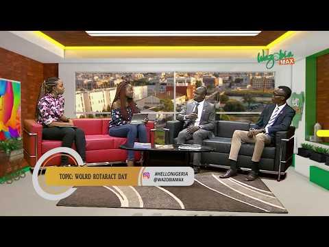 WORLD ROTARACT DAY -  Hello Nigeria