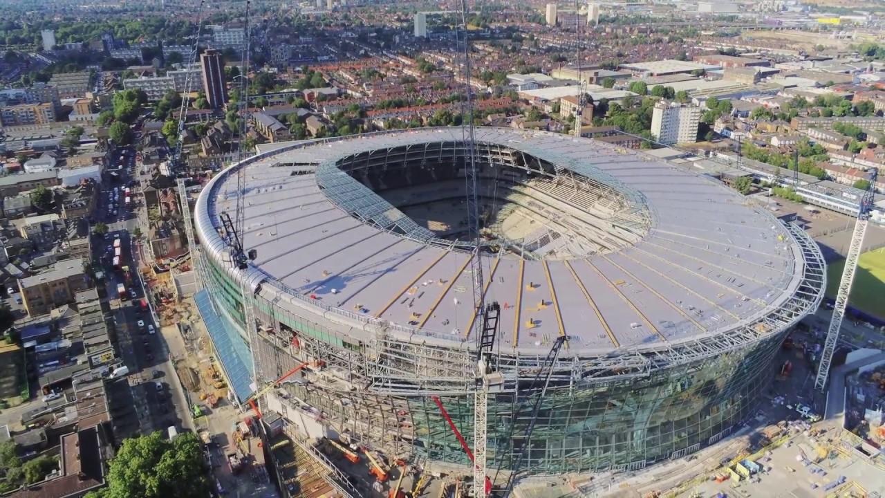 Image result for tottenham hotspur new stadium