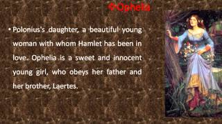 Paper 01 The Renaissance Literature....Character of Ophelia & Gertrude in Hamlet