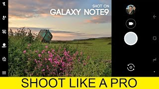 Samsung Note 9 with Google HDR+ Camera | Better Than iPhone XS Max
