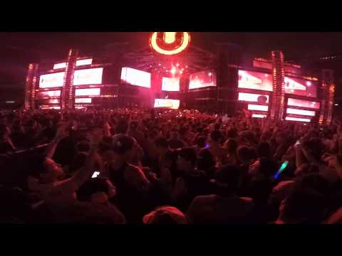 Hardwell feat. Jason Derulo - Follow Me Live @ Ultra Korea 2015