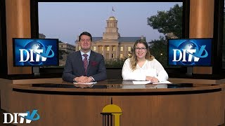 Daily Iowan TV News: Thursday October 12th, 2017