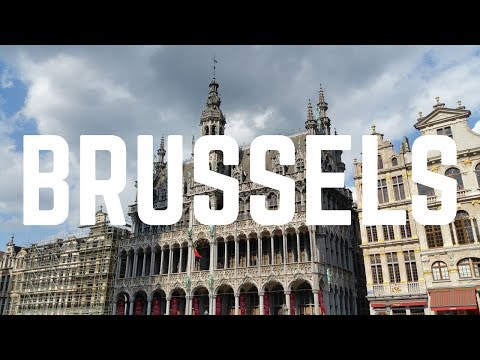 Two Hours in Brussels | Belgium Travel Video