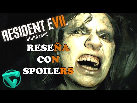 Resident Evil 7 Biohazard - Reseña y Opinión (CON SPOILERS)