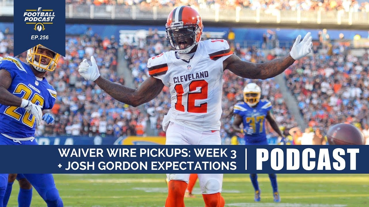 Josh Gordon Flashes Back Into Frame For Patriots' Passing Game