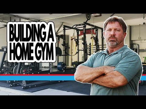 Mark Rippetoe On Building A Home Gym Illustrated!