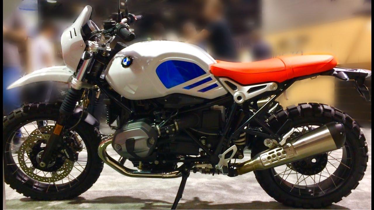 2017 bmw r nine t urban gs motorcycle youtube. Black Bedroom Furniture Sets. Home Design Ideas