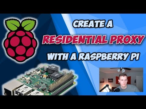 How To Create A Residential Proxy Using A Raspberry PI 🍓
