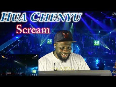 "Hua Chenyu Scream (Shout) ""Singer 2018"" Episode 13 | Reaction"
