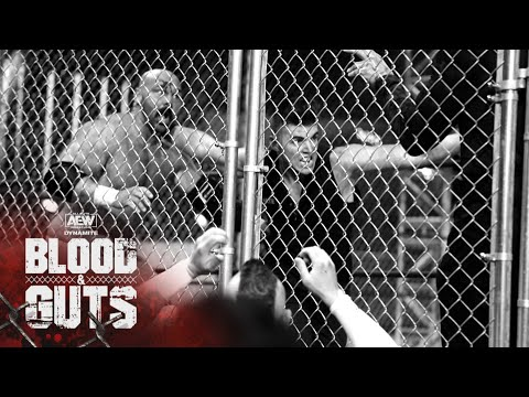 """AEW Star Explains Why Blood And Guts Is More """"Old School"""" Than WWE NXT WarGames - Wrestling Inc."""