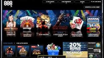 Guida e recensione del programma di gioco del casino online 888.it