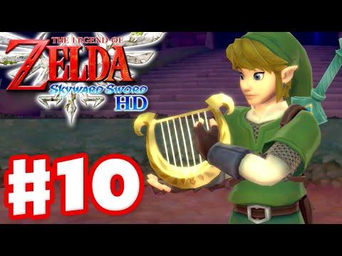 Download The Silent Realm! - The Legend of Zelda: Skyward Sword HD - Gameplay Part 10