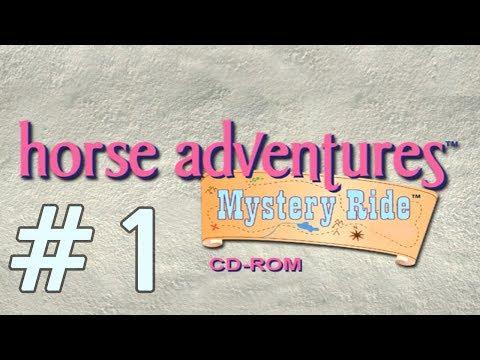 #1 Игра Барби Приключения на Ранчо В поисках Лаки Прохождение