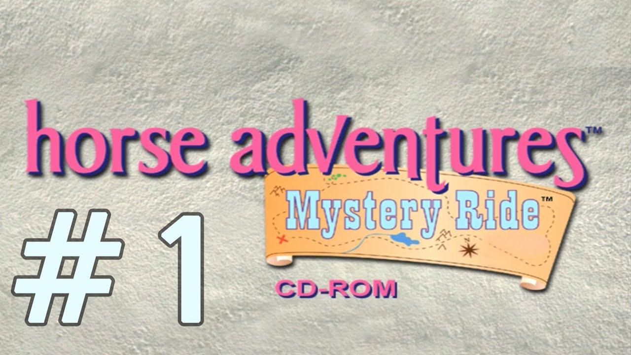 #1 Игра Барби Приключения на Ранчо В поисках Лаки ...