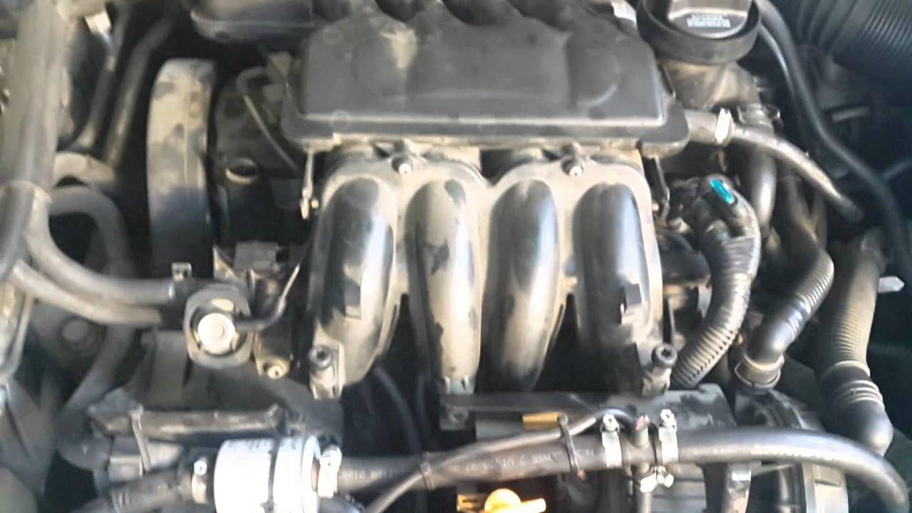 двигатель начал дергаться skoda octavia 1,6